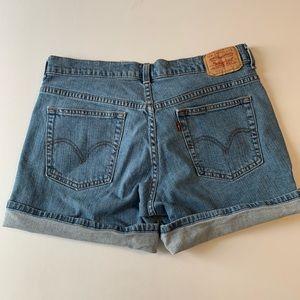 Levi's 515 ® | Cutoff Denim Shorts